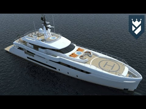 5 THINGS YOU DIDN'T KNOW ABOUT THE WIDER 165 SUPERYACHT