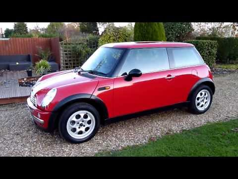 Video Review of 2004 Mini One 1.6 For Sale SDSC Specialist Cars Cambridge