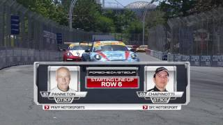 CarreraCup - Toronto2016 Round4 Full Event Broadcast