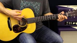 The Lumineers   Stubborn Love   How To Play   Acoustic Guitar Lessons   EASY Chords