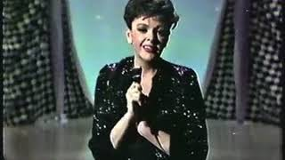 "Judy Garland sings ""By Myself"" on the Hollywood Palace 1966"