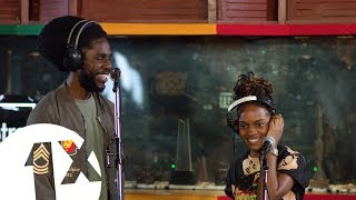 1Xtra In Jamaica   Chronixx & Koffee   Real Rock Riddim