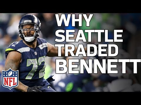Why Did the Seahawks Trade Michael Bennett to the Eagles?   NFL