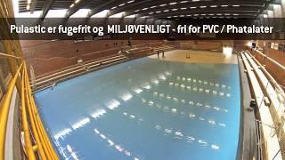 Pulastic sportsgulv - Brabrand Hallen