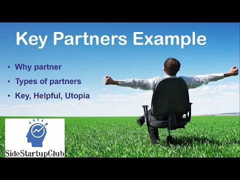 mp4 Business Model Canvas Key Partners, download Business Model Canvas Key Partners video klip Business Model Canvas Key Partners