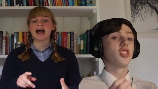 """Reacting To A """"Super Smart"""" Revision YouTuber! (Ruby Granger)"""