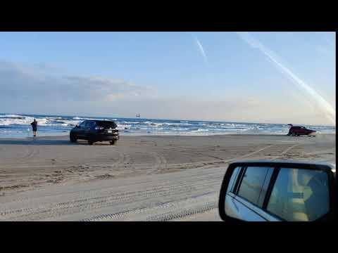 A short drive to the beaches on South Padre Island