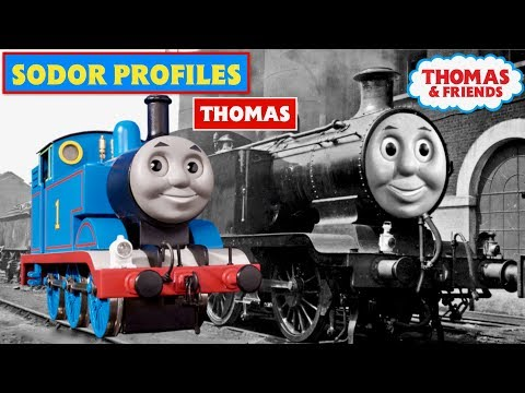 Thomas & Friends In Real Life: