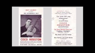 <b>Cisco Houston</b> Live London March 1960