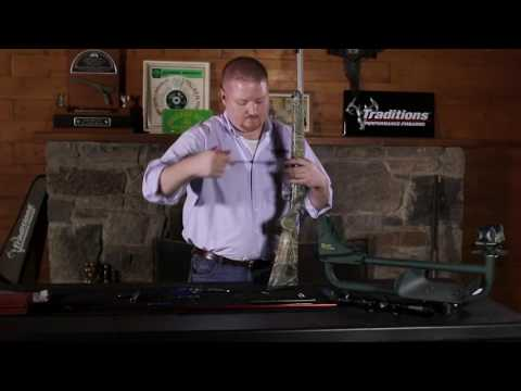 Traditions Firearms - How to Reassemble Your Tradtions Bolt Action Muzzleloader