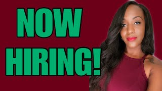 $14 Hourly Full Time Work From Home Job