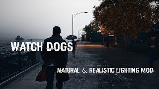 Watch Dogs Extreme 4K graphic  Natural  Realistic Lighting mod  Apex ReShade
