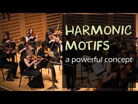 Harmonic Motifs: A Simple but Powerful Musical Tool