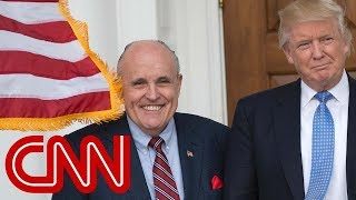 Rudy Giuliani says he