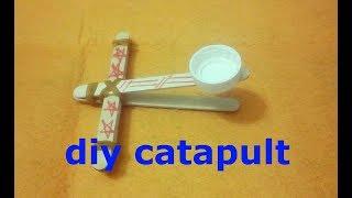 Diy Catapult/how To Make Catapult/fun Kids Diy
