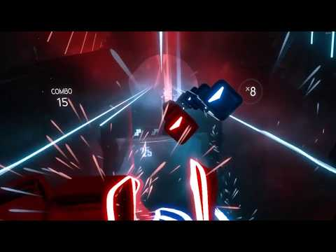 Beat Saber: UNDEAD CORPORATION - Everything will freeze