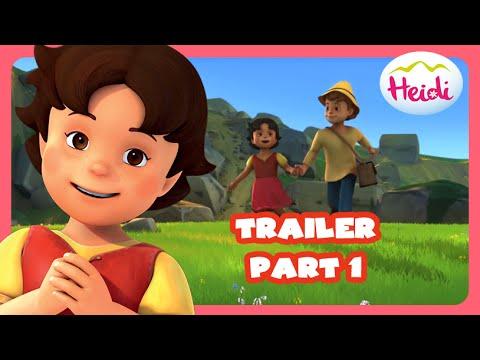 Video trailer för Heidi - Trailer part 1