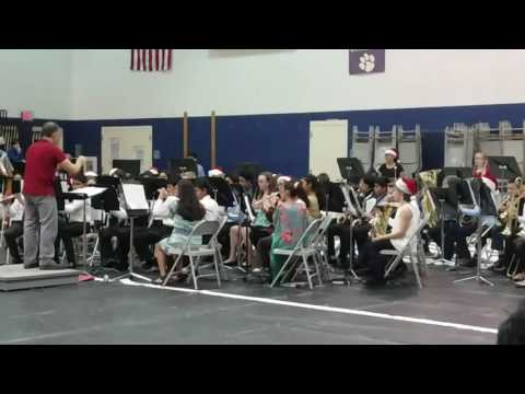Bri band concert 7th grade(2)