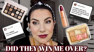 FULL FACE of your IRREPLACEABLE LUXURY FAVES by Beauty Broadcast