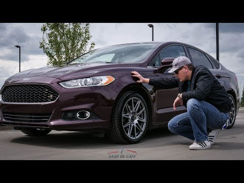 Custom Wheels And Tires For The Ford Fusion