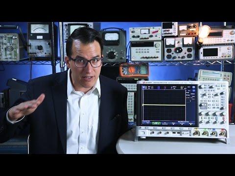 The Basics of Noise - Oscilloscope How To - The 2-Minute Guru (s1e10)