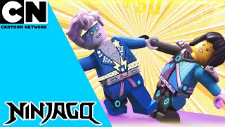 LEGO Ninjago: Masters Of Spinjitzu | One Step Forward, Two Steps Back | Cartoon Network