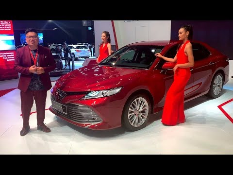 All New Camry 2019 Malaysia Body Kit Yaris Trd Klims18 Toyota In Carry Over 2 5l Engine Rm190k