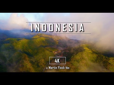 Indonesia is a Must See in This Vivid Video!