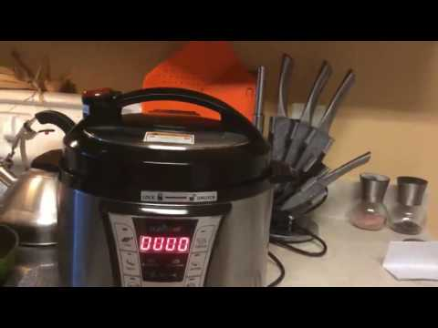 , NutriChef PKPRC15 High Power Electric Pressure Cooker