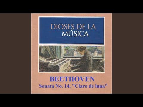 Piano Sonata No. 14 in C-Sharp Minor, Op. 27 No. 2: II. Allegretto