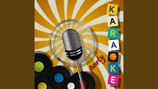 Satellites (Karaoke Version) (originally Performed By Cherry Monroe)