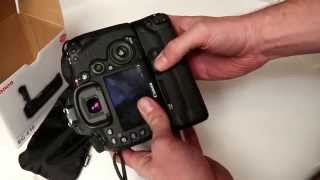 Canon BG-E16 Battery Grip for 7D2, Unboxing / First Look - AKPHOTO.COM
