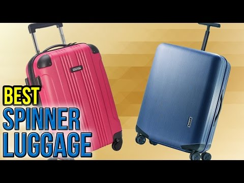 10 Best Spinner Luggage 2017