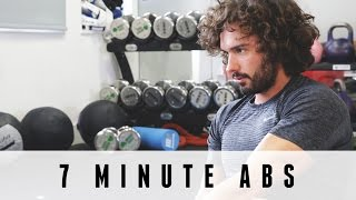 7 Minute Abs Workout | The Body Coach by The Body Coach TV