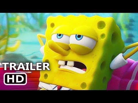 THE SPONGEBOB MOVIE 2 Official Trailer (2020) Sponge on the Run, SpongeBob SquarePants Movie HD
