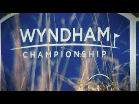 Wyndham Championship Round 1