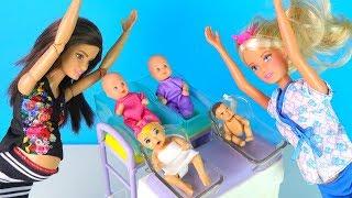 МАЛЬЧИК ВМЕСТО ДЕВОЧКИ? Как такое возможно? Мультик #Барби Куклы Игрушки Для девочек IkuklaTV