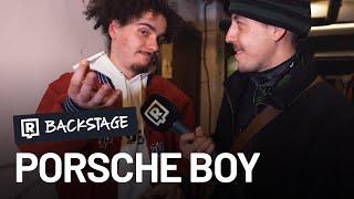 Porsche Boy a Fobia Kid rozsekali Bratislavu (Backstage)