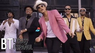 Mark Ronson   Uptown Funk Ft. Bruno Mars (Lyrics + Español) Video Official