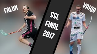 Throwback to the SSL final which took place a few months ago SSL Innebandy Floorball