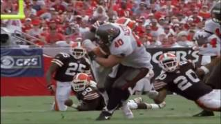 "Mike ""The A-Train"" Alstott Buccaneers Highlights"