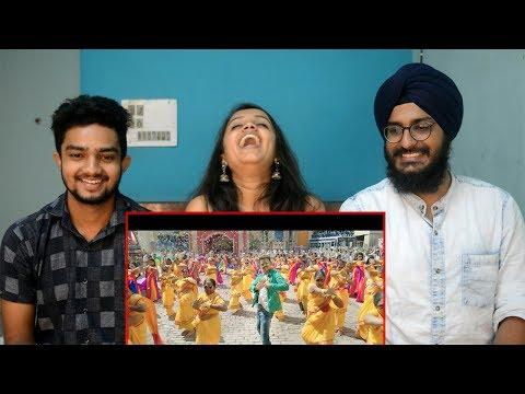 Jithu Jilladi REACTION ft Gopali | Vijay, Samantha | Atlee | G.V.Prakash Kumar | Parbrahm& Anurag