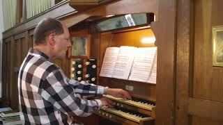 On And On And On - ABBA (Church Organ)