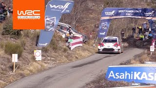 Rallye Monte-Carlo 2020: Wolf Power Stage Highlights
