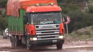 preview picture of video 'Viaje a Jujuy 7 - Ruta 9 hacia la Quiaca y Villazón.mpg'
