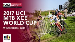 2017 UCI Mountain bike Eliminator World Cup - Winterberg (GER)