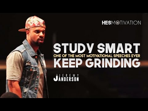 One of The Most Motivational Speeches Ever - KEEP STUDYING HARD (very powerful!)