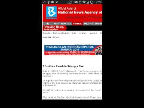 Video of Terkini - Berita Malaysia