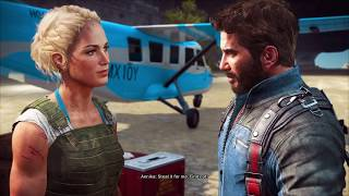 Just Cause 3 Part 11 Game Play Finish Province Find Hidden Missions PS4 Game PLay
