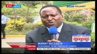 BUDGET 2017/2018: MPs give views on this year's budget